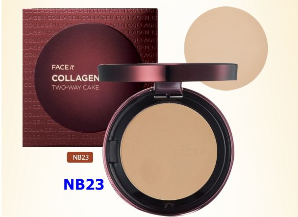Collagen Ex Two Way Cake 1