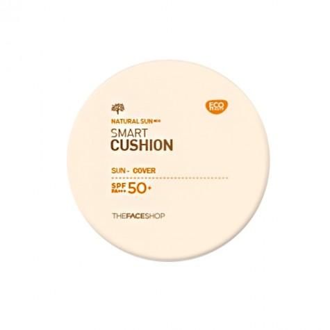 Natural Sun ECO Smart Cushion Sun Cover SPF50 3