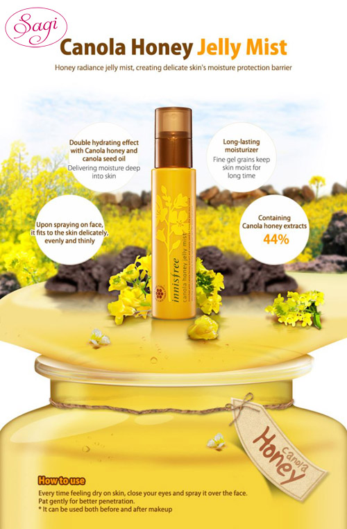 Canola Honey Jelly Mist 1