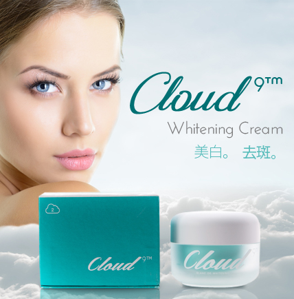 Cloud 9 Whitening Cream 4