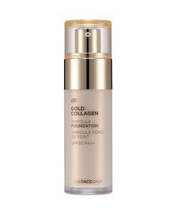 Gold Collagen Ampoule Foundation