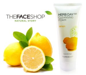 Herb Day 365 Cleansing Foam