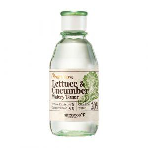 Premium Lettuce & Cucumber Watery Toner