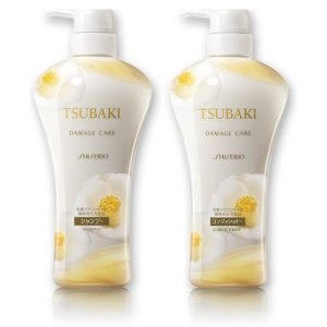 Bộ dầu gội Shiseido Tsubaki Damage Care